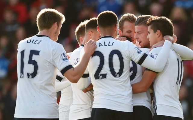 (Video) Mousa Dembele takes overdue goal with confidence as Spurs recover from nightmare start