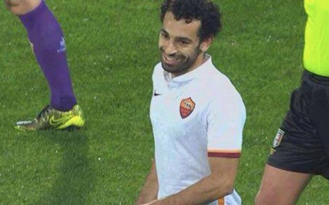 Mohamed Salah red card video: Chelsea loanee dismissed in strange circumstances