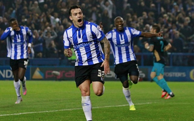 Sheffield Wednesday beat Arsenal at their own game with excellent one-touch team goal (video)