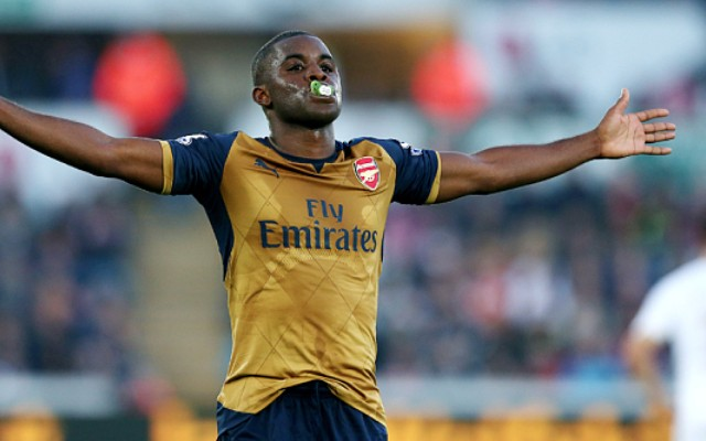 Joel Campbell goal video: Costa Rican scores first for Arsenal, 1,535 days after signing