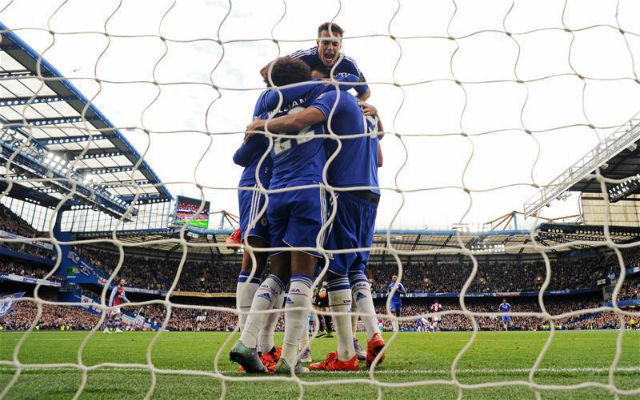Chelsea 2-0 Aston Villa – video report & player ratings as Alan Hutton own goal seals Blues win
