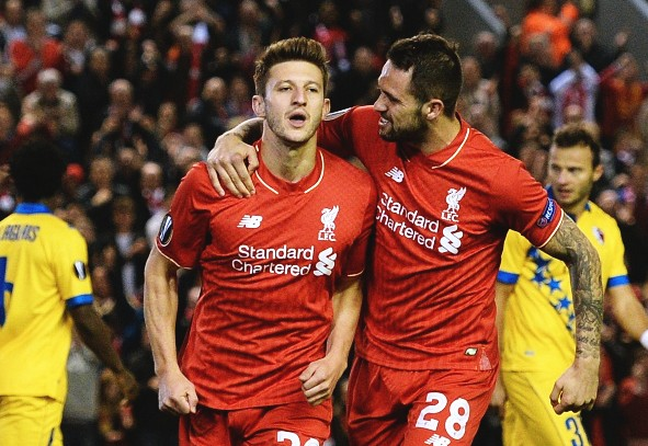 Lallana goal video: Liverpool 1-0 FC Sion – Reds making flying start as Origi claims muscular assist