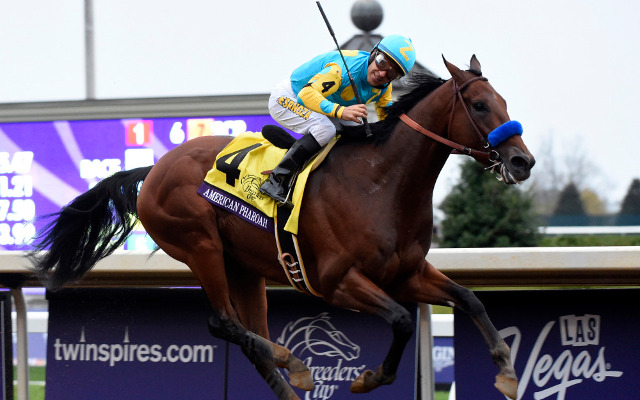 American Pharoah: Triple Crown winner earns Grand Slam title in Breeder's Cup Classic win (Video)