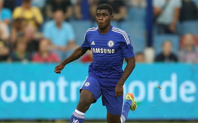 (Video) Chelsea loanee catches the eye with classy skill & finish for maiden professional goal