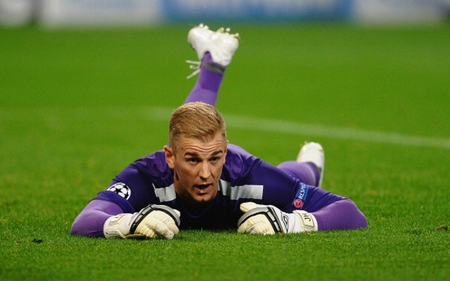 Worst goalkeeping ever? Manchester City GK Joe Hart commits blunder of the season (Video)