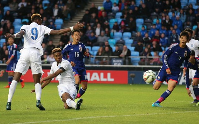 (Video) Highly-rated Tottenham youngster Josh Onomah scores silky goal for England Under-19s