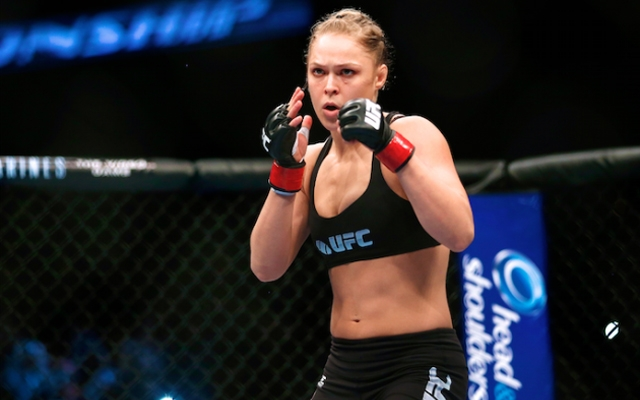 (Video) UFC 193: Holly Holm def. Ronda Rousey in biggest MMA upset ever