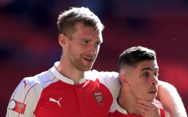 (Video) Soft Lewandowski goal shows that Arsenal's defence is hugely vulnerable without Koscielny