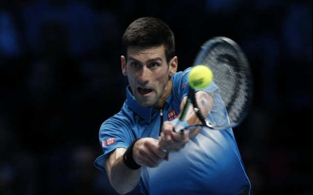 (Video) Near-perfect Djokovic destroys Nishikori in one-sided opening match of ATP Tour Finals
