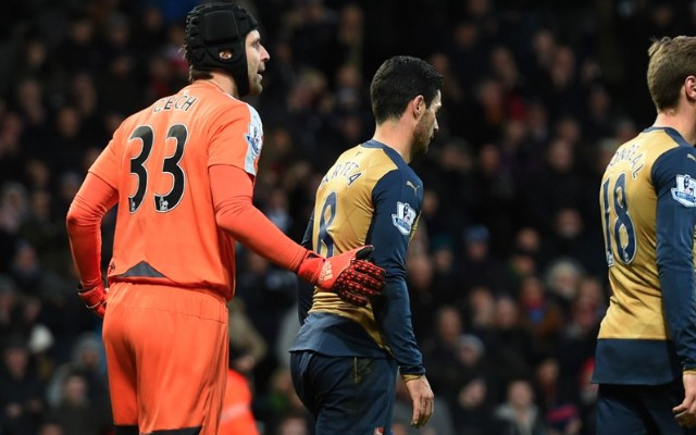 Mikel Arteta own goal puts Arsenal in trouble as Gooners rip captain for nightmare half hour (video)