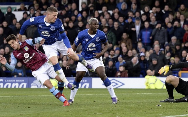 Lukaku and Barkley annihilate Aston Villa as Goodison is hit by another goal flood (video)