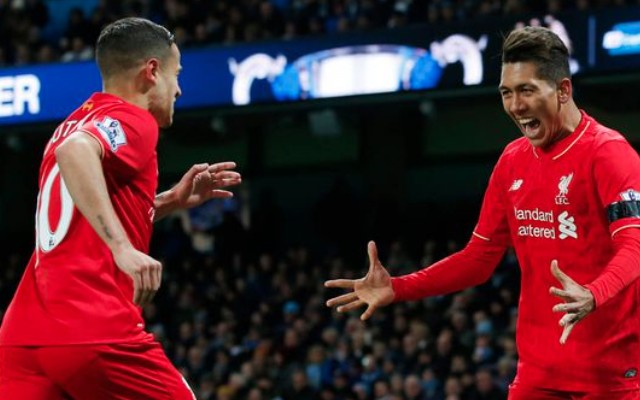 Brazilians combine for dreamy first-half goals as breathtaking Liverpool rip apart Man City (video)