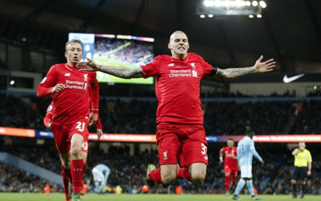 (Video) Thunderous Martin Skrtel volley caps incredible Liverpool win as Man City played off the park