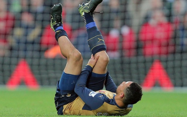 Arsenal concern as key man Coquelin joins 8-man injury list for must-win Champions League tie (video)