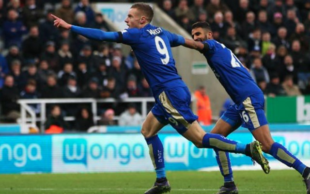 (Video) Arsenal title winner compares Jamie Vardy to Liverpool legend after record-equalling strike