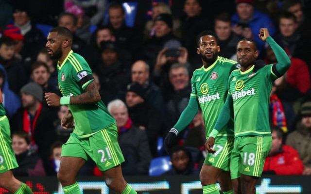 Video: Crystal Palace 0-1 Sunderland – injured Defoe embarrasses Dann as Black Cats secure rare win