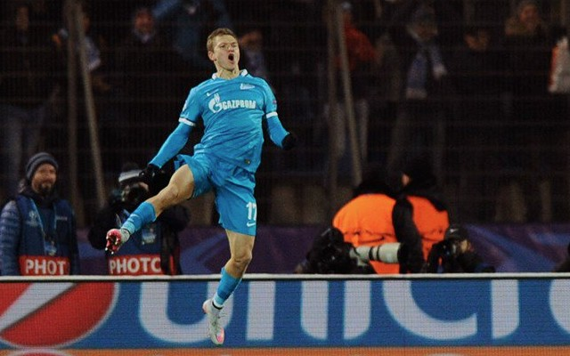 Video: Zenit 2-0 Valencia – AVB's Russian side maintain perfect record in Champions League