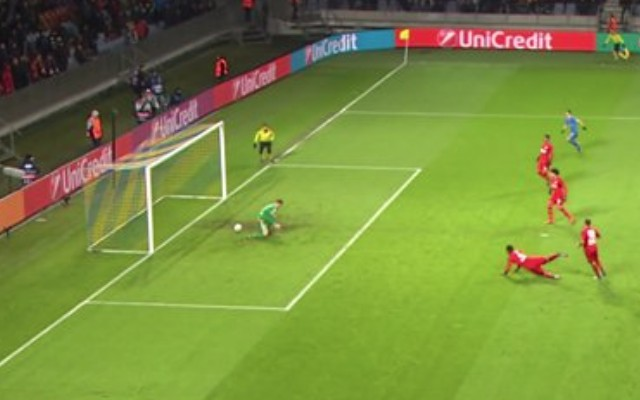 Video: BATE 1-1 Bayer Leverkusen – Leno howler and freak goal feature in frustrating draw