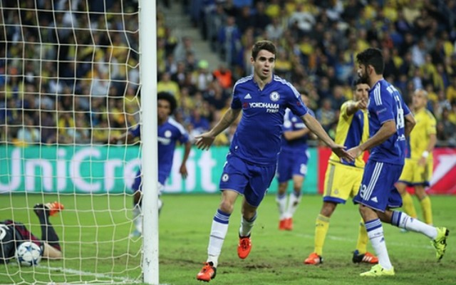 Oscar goal video: Baba Rahman provides superb assist to underline attacking talent