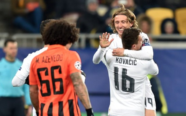 Shakhtar Donetsk 3-4 Real Madrid video: Ronaldo & company nearly embarrassed by incredible comeback