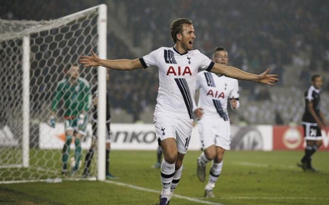 Harry Kane goal video: Qarabag become victim no.26 as Spurs hero maintains superb statistics
