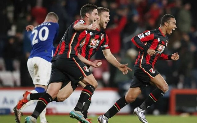 Bournemouth 3-3 Everton video: Four late goals as Cherries show incredible spirit to claim point