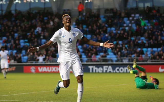 (Video) Tammy Abraham could answer Chelsea's striker crisis after starring role for England U19s