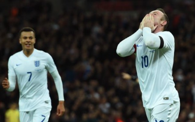 (Video) Wayne Rooney volley seals England victory over France as Paris victims honoured at Wembley