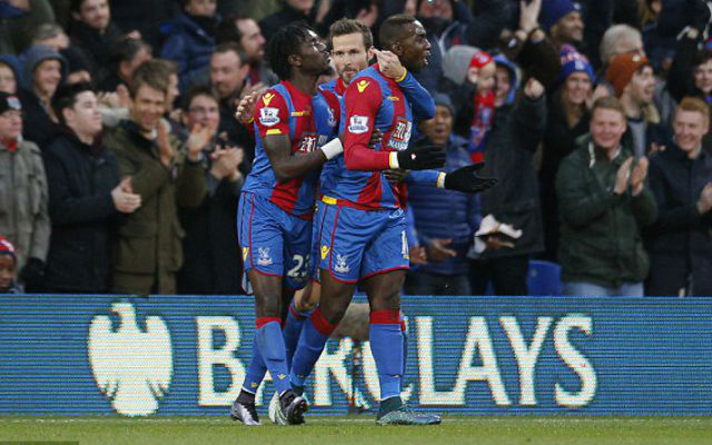 (Video) Crystal Palace thump Newcastle 5-1 as Yannick Bolasie steals the show
