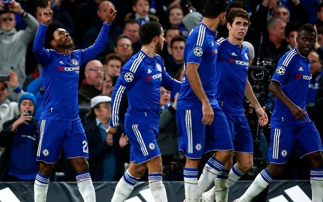 Chelsea 2-0 Porto report & video: Blues progress in Champions League with help from referee