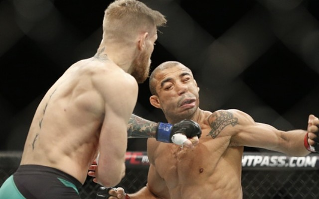 Video: Conor McGregor finishes Jose Aldo in 13 seconds