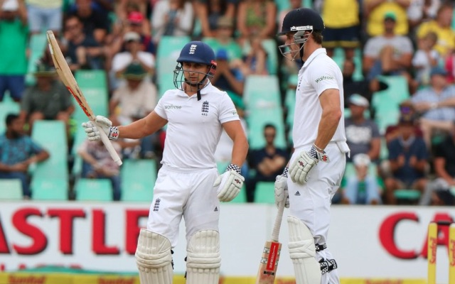 England v South Africa video: Taylor & Compton lead charge before Steyn's late strike