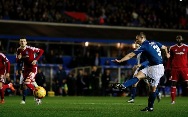 Birmingham 1-0 Cardiff report & video: Bluebirds curse luck after being downed by dodgy penalty