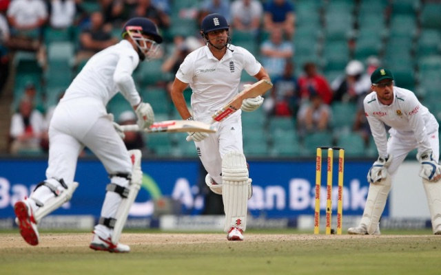 Video: Mixed fortune for England's openers after De Kock century puts South Africa in command