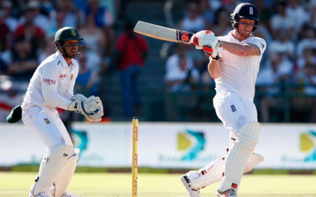 Video: Ben Stokes & England bully weakened South Africa attack after amazing Chris Morris catch