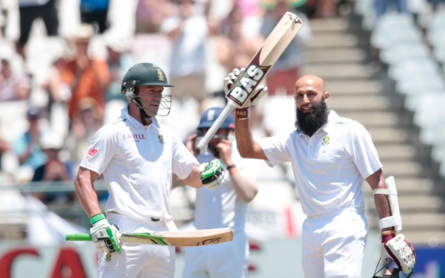 Video: Only one wicket all day as England drop marathon man Hashim Amla in resolute South Africa reply