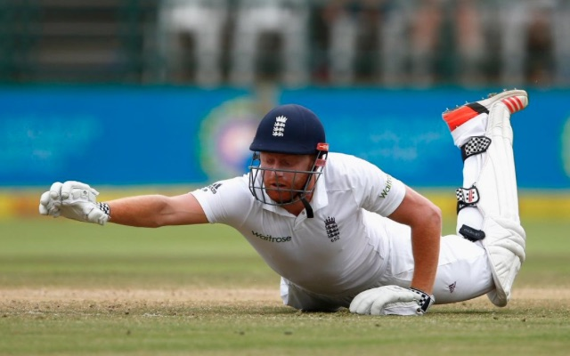 Video: Second Test drawn as rain saves England from nervy finale after collapse against South Africa