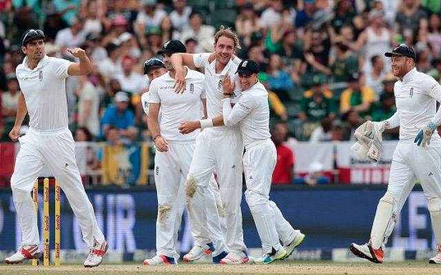 Video: England secure series win with incredible third-Test victory after South Africa bowled out for 83