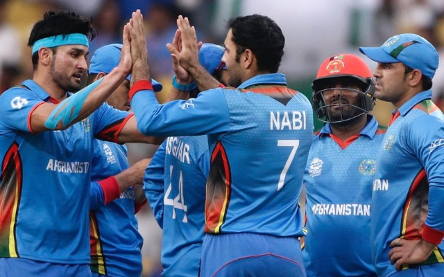 Watch: Afghanistan pull off Super 10 shock against West Indies at World T20