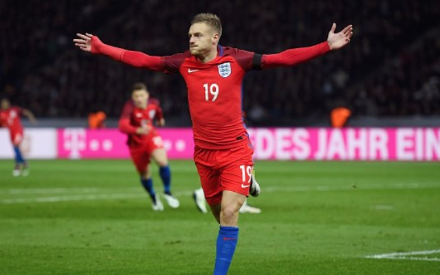 Watch: Jamie Vardy and Eric Dier score first international goals as England beat world champions in Germany