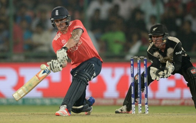 Watch: England thrash New Zealand as rampant Roy racks up runs to fire side to T20 final