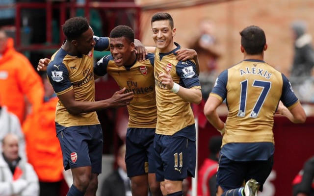 Alex Iwobi is shining light for Arsenal as Gunners drop vital points at West Ham