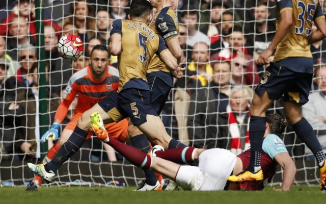 Weak and complacent Arsenal exposed and punished as Andy Carroll revives Hammers