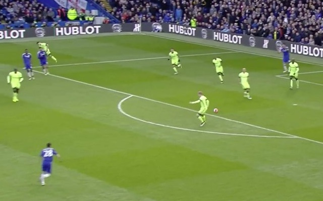Private: Reckless Chelsea well beaten at home by Man City, Aguero's second punishes tactical nativity (video)