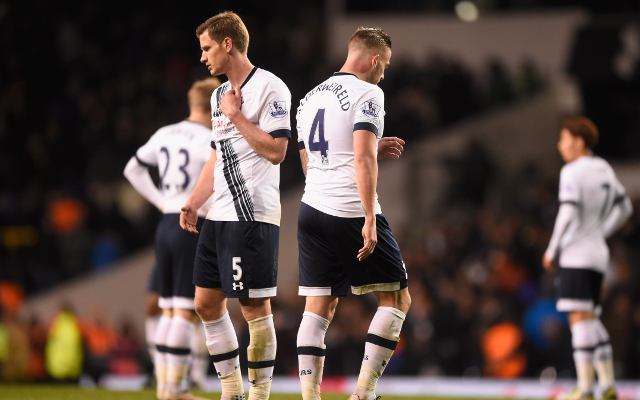 Private: Video: Tottenham title hopes dashed as Dawson scores for West Brom