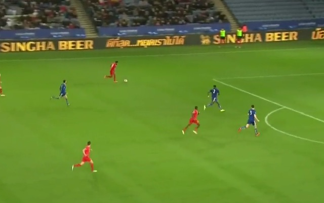 Jerome Sinclair scores again as Liverpool outclass Leicester in U21 Premier League