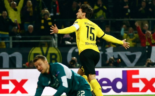 Unmarked Hummels punishes Liverpool but Reds in strong position after Dortmund draw