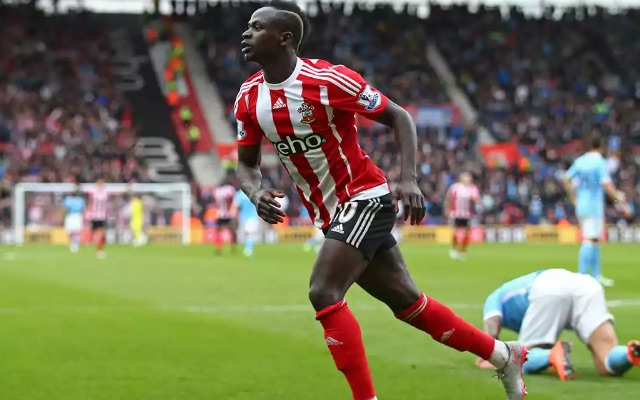 Sadio Mane hat-trick downs sad City as Saints march on