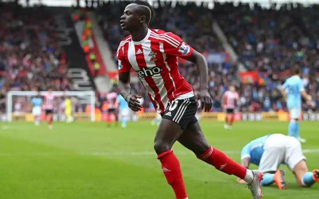 Sadio Mane hat-trick downs sad City as Saints march on