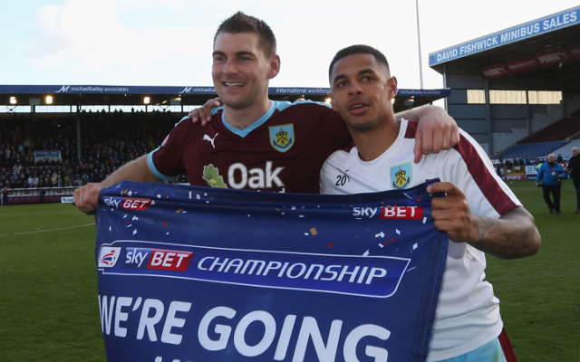 Video: Burnley secure immediate return to Premier League with QPR win
